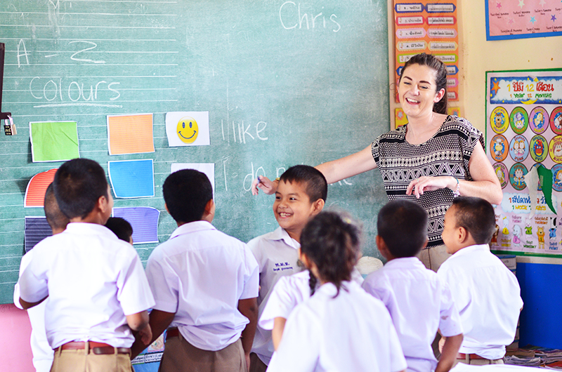 Teaching Vacancies Available in Thailand - Teaching in Thailand